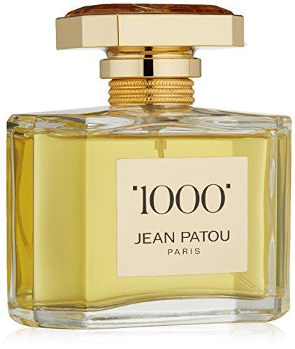 Jean Patou 1000 femme/women, Eau de Parfum, Vaporisateur/Spray 75 ml, 1er Pack (1 x 0.268 l) (Patou 1000)