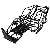 ZuoLan 1/10 Scale Steel Frame Body Châssis en cage for 1:10th Axial Wraith 90018 RC Crawler Voiture