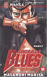 Racaille Blues Edition simple Tome 25