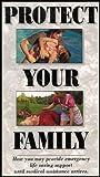 Rainbow Productions Inc. Protégez votre famille: Comment vous pouvez fournir d'urgence sauvetage de soutien jusqu'à l'arrivée de l'Assistance médicale Vhs vidéo