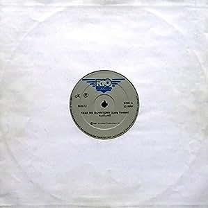 "Take Me Downtown 12 Inch (12"" Vinyl Single) Canadian Rio 1981"