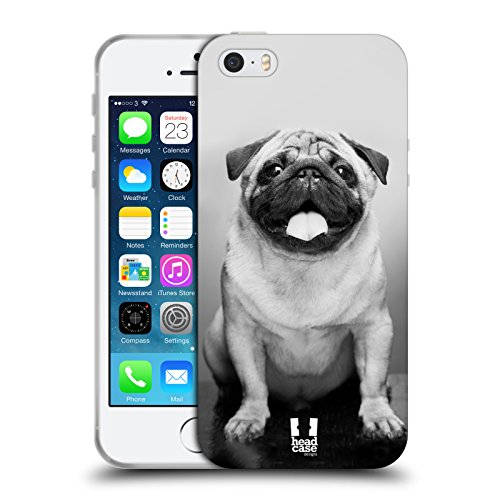 Head Case Designs Cute Male Pug Popular