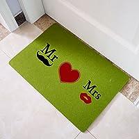 GFYWZ Pad di casa bagno acqua skid , green , 40*60