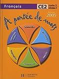 Image de Français CE2 A portée de mots