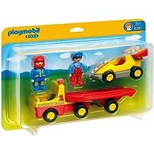 Amazon Fr Voiture De Course Playmobil