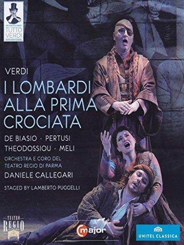 Tutto Verdi: I Lombardi alla Prima Crociata