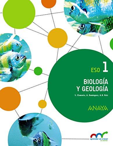 Biología y geología 1 (colegios bilingües) (aprender es crecer en conexión)