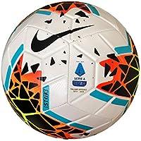 Nike Sa Nk Strk-fa19 Round Ball, da Uomo, Uomo, SC3553 100, Bianco/Nero/Blu (White/Black/Blue Fury/White), 5