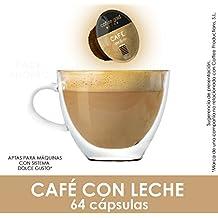 PACK AHORRO- 64 CÁPSULAS COMPATIBLES DOLCE GUSTO®* - CAFÉ CON LECHE