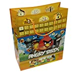 6pcs Disney Angry bird Party Gift Bags T...