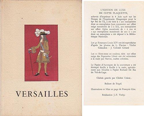 69° bal de l'X. Versailles. 11 juin 1958 [auteur : [Ecole Polytechnique]] [éditeur : Sn. ] [année : 1958]