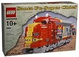 Lego 10020 Santa Fe Super Chief Lokomotive - LEGO