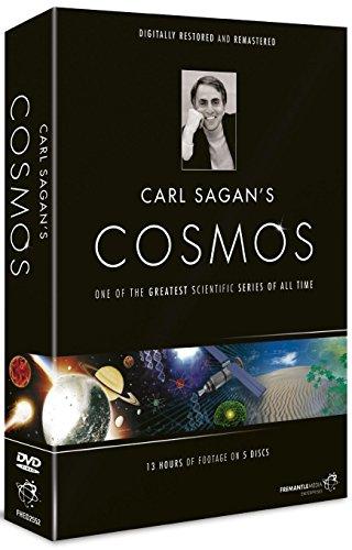 Carl Sagan's Cosmos [DVD] [1980] [Reino Unido]