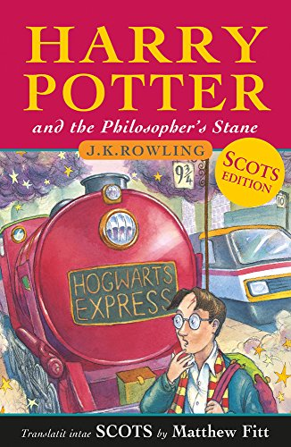 Harry Potter and the Philosopher's Stane: Harry Potter and the Philosopher's Stone in Scots (Scots Language Edition) thumbnail