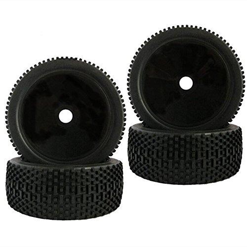 Baosity-Pneumatico-Fuoristrada-Di-Gomme-Plastica-Per-Auto-Modello-4-1-8-Con-Cerchi-Per-HSP