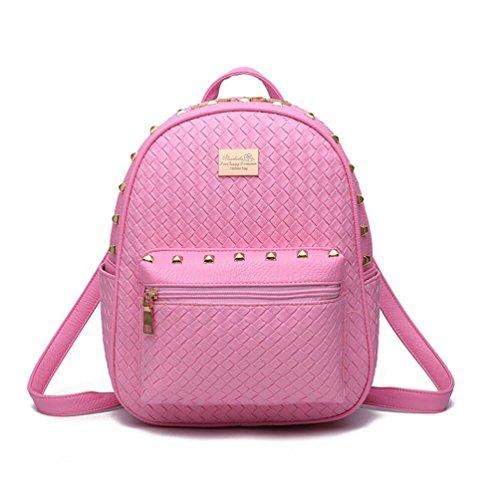 XibeiTrade - Borsa a Zainetto Ragazza donna Pink Fashion