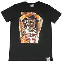 ACTS- Basketball Heros -  T-shirt - Collo a U  - Maniche corte  - Uomo