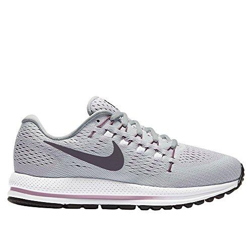 Nike Wmns Air Zoom Vomero 12, Pure Platinum/Purple DYNAS