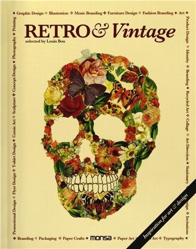RETRO & VINTAGE: Inspiration for design and art