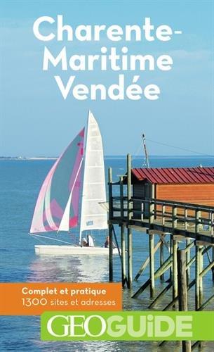 Charente-Maritime, Vendée, Geoguide 2018