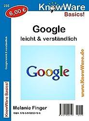 KnowWare Google leicht & verständlich