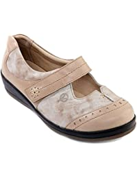 81b63948c Sandpiper Womens Filton Extra Wide Shoes