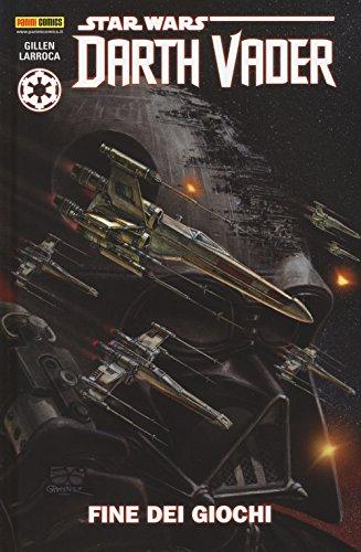 Fine dei giochi. Darth Vader. Star Wars: 4