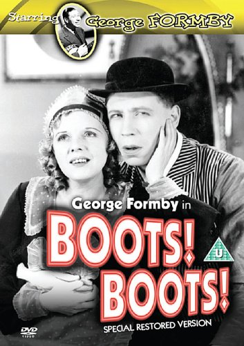 George Formby - Boots! Boots! [DVD]