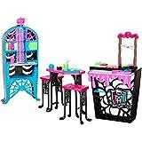 Monster High Social Spots Creepateria Set