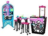 Mattel Monster High BJR20 Treffpunkt Monsterschüler-Café BJR20