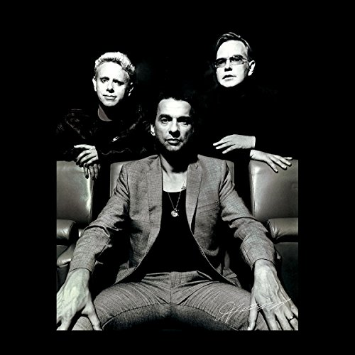 Depeche Mode Band Women's Vest