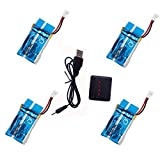 Yacool ®Syma X5c X5c-1 X5sw Quadcopter Rechargeable Lipo Battery (3.7v, 600mah Lipo) - Best Reviews Guide