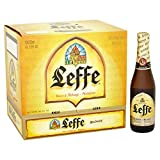 Leffe Blonde Abbey Beer, 12 x 330 ml