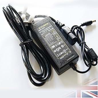 Adaptateur DC 12 V 6A 72W Transformateur d'alimentation 6 AMP Idéal pour les appareils à ruban bande LED lumineuse LED Caméra de vidéosurveillance
