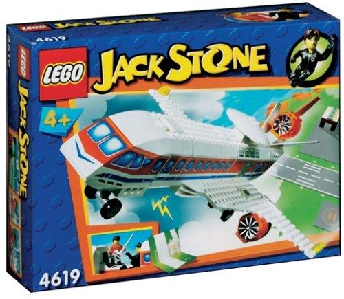 Lego 4619 - Forschungs-Flugzeug, 64 Teile