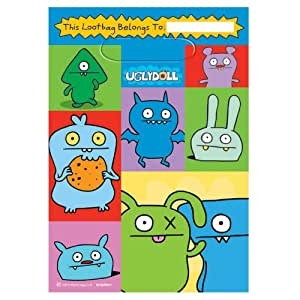 Hallmark Marketing Corporation - Uglydoll - Sac à Surprises Anniversaire Enfant - Pack de 8