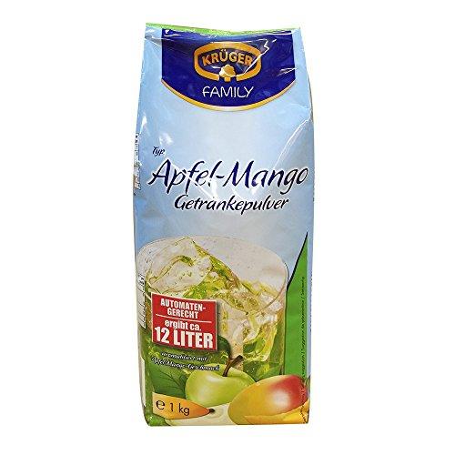 Krüger Getränkepulver Apfel-Mango 1kg