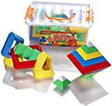 Learning Minds Mega Wedge Blox Tub - 30 Pieces