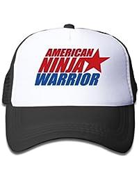 American Ninja Warrior Símbolo Toddler Kid 's Gorra de malla ajustable gorro