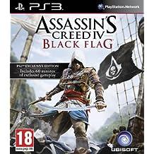 Assassin´s Creed IV Black Flag (PS3) [Importación inglesa]