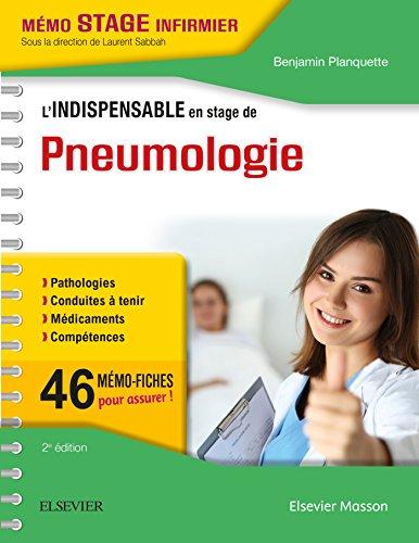 L'indispensable en stage de pneumologie: Nouvelle présentation