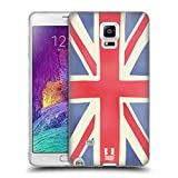 Best Note4 Cases - Head Case Designs Union Jack I Dream Of Review