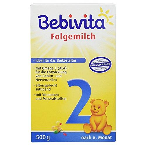 Bebivita 2 Folgemilch, 500 g