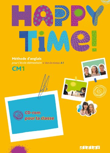 Happy Time CM1 - CD -rom de ressources