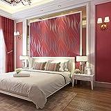 Longless Papier peint, sur la protection de l'environnement, tissu, papier peint, moderne, simple, salle de séjour, chambre à coucher, télévision, toile, papier peint, 10*0.53M