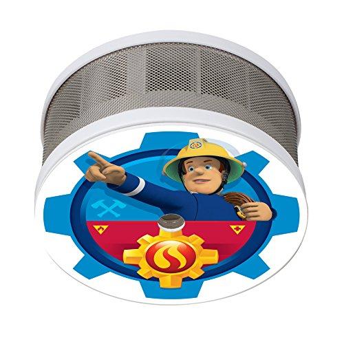 Smartwares FSM-16400 Rauchmelder Feuerwehrmann Sam für das Kinderzimmer/Mini 10...