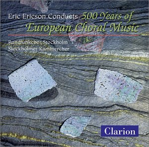 Five Centuries of Choral Music