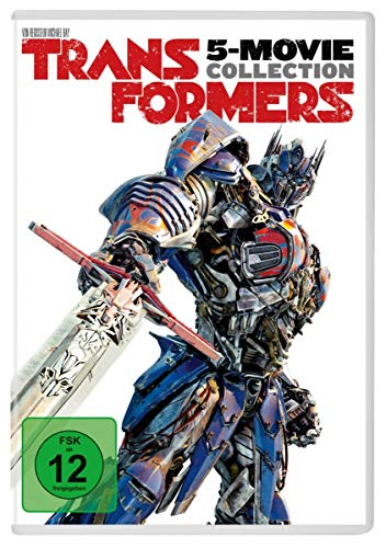 Transformers 5-Movie Collection [5 DVDs]