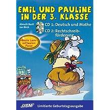 Emil und Pauline in der 3. Klasse Geburtstagsausgabe