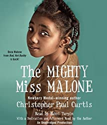 The Mighty Miss Malone by Christopher Paul Curtis (2012-01-24)